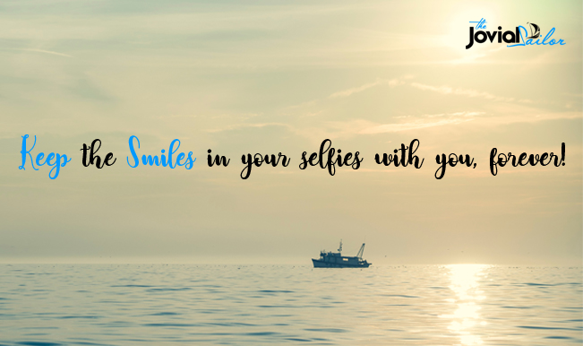 The Jovial Sailor Cover Image (with quote)