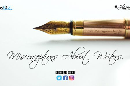 Misconceptions About Writers
