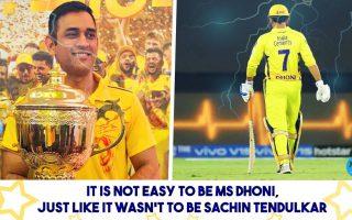MS Dhoni: IPL Career History