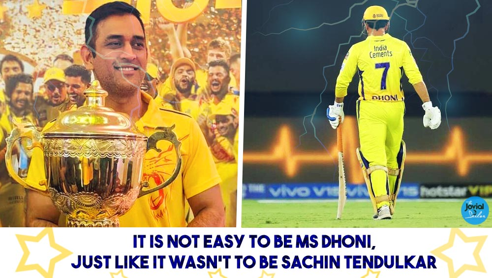 MS Dhoni: IPL Career History