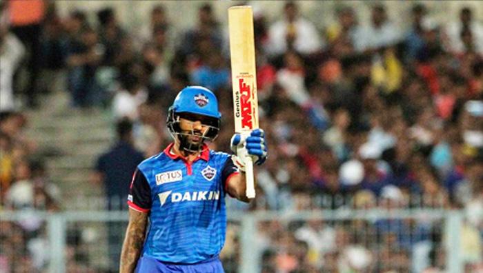 Shikhar Dhawan, Delhi Capitals, IPL Batting Records