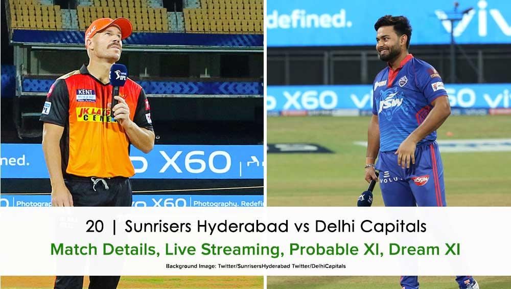 IPL-2021-Match-20-Sunrisers-Hyderabad-vs-Delhi-Capitals