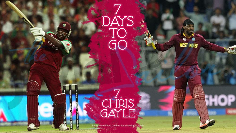 Chris Gayle Scores Fastest T20 World Cup Century