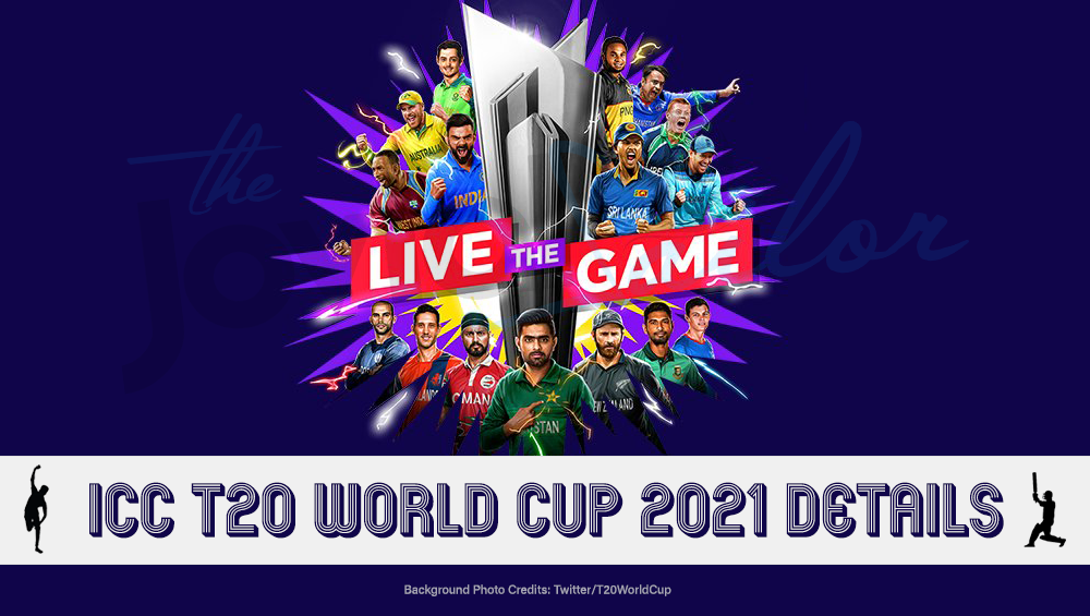 ICC T20 World Cup 2021 Details
